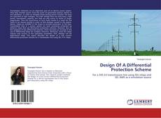 Bookcover of Design Of A Differential Protection Scheme