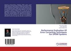Bookcover of Performance Evaluation Of Error Correcting Techniques For OFDM Systems