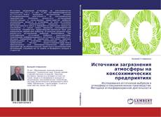 Bookcover of Источники загрязнения атмосферы на коксохимических предприятиях
