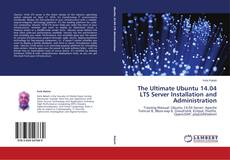 Capa do livro de The Ultimate Ubuntu 14.04 LTS Server Installation and Administration