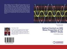 Optical Control on MM Wave Properties of InP IMPATT Diode kitap kapağı