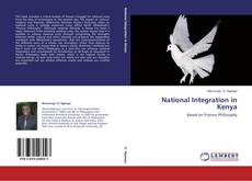 Bookcover of National Integration in Kenya