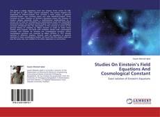 Capa do livro de Studies On Einstein's Field Equations And Cosmological Constant