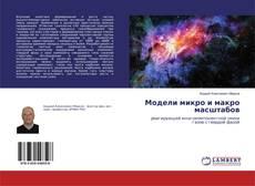 Модели микро и макро масштабов的封面