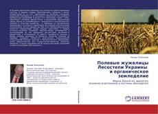 Bookcover of Полевые жужелицы Лесостепи Украины и органическое земледелие