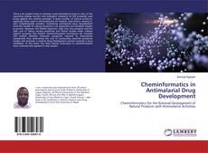 Capa do livro de Cheminformatics in Antimalarial Drug Development