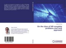 Portada del libro de On the class of NP-complete problems and rank approach