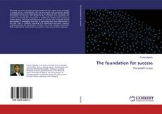 Buchcover von The foundation for success