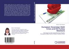 Bookcover of European Sovereign Debt Crisis and EU-Turkey Relations