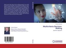 Bookcover of Multicriteria Decision-Making