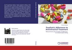 Capa do livro de Paediatric Adherence to Antiretroviral Treatment