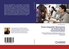 Capa do livro de From Linguistic Awareness to Intercultural Communication