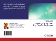 Couverture de Fabrication Te and TeO2 Thin Films for Gas Sensors