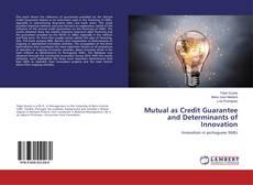 Mutual as Credit Guarantee and Determinants of Innovation kitap kapağı