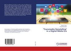 "Обложка ""Transmedia Storytelling"" in a Digital Media Era"