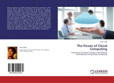 Bookcover of The Power of Cloud Computing