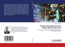 Capa do livro de Cluster Development for Metal Work Industries