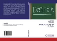 Couverture de Modern Concept on Dyslexia