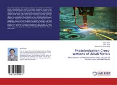 Bookcover of Photoionization Cross-sections of Alkali Metals