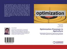 Bookcover of Optimization Processes in Agriculture
