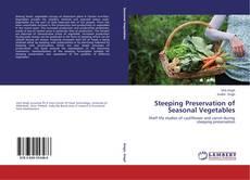 Borítókép a  Steeping Preservation of Seasonal Vegetables - hoz