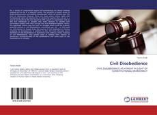 Couverture de Civil Disobedience