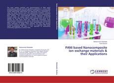 Portada del libro de PANI based Nanocomposite ion exchange materials & their Applications