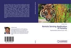 Copertina di Remote Sensing Application in Forestry