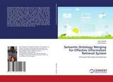 Couverture de Semantic Ontology Merging for Effective Information Retrieval System