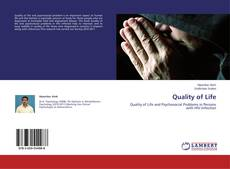 Capa do livro de Quality of Life