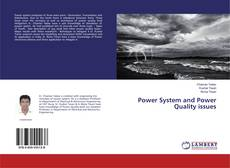 Buchcover von Power System and Power Quality issues