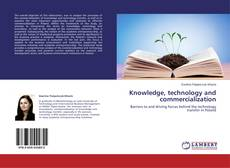 Capa do livro de Knowledge, technology and commercialization