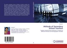 Bookcover of Attitude of Secondary School Teachers