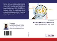 Capa do livro de Parametric Design Thinking