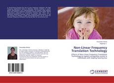 Bookcover of Non-Linear Frequency Translation Technology