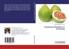 Bookcover of Potassium Nutrition in Pummelo