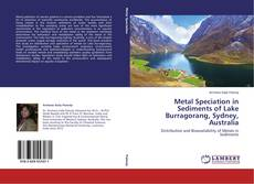 Borítókép a  Metal Speciation in Sediments of Lake Burragorang, Sydney, Australia - hoz