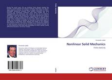 Bookcover of Nonlinear Solid Mechanics