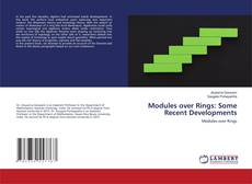 Bookcover of Modules over Rings: Some Recent Developments