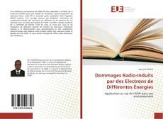 Bookcover of Dommages Radio-Induits par des Electrons de Différentes Énergies