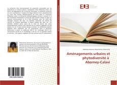 Couverture de Aménagements urbains et phytodiversité à Abomey-Calavi