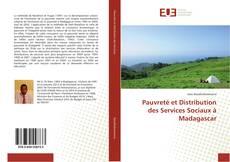 Portada del libro de Pauvreté et Distribution des Services Sociaux à Madagascar
