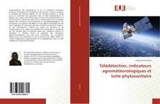 Copertina di Télédétection, indicateurs agrométéorologiques et lutte phytosanitaire