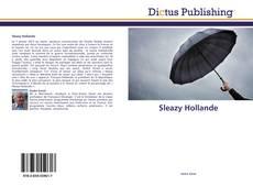 Bookcover of Sleazy Hollande