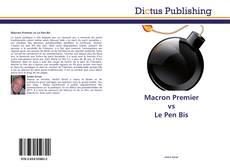 Portada del libro de Macron Premier vs Le Pen Bis