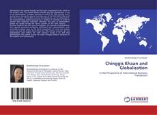 Chinggis Khaan and Globalization kitap kapağı