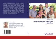Capa do livro de Population and family life education