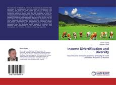 Capa do livro de Income Diversification and Diversity