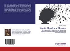 Portada del libro de Music, Mood, and Memory