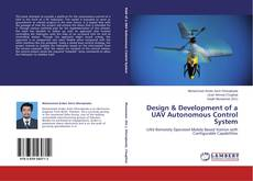 Capa do livro de Design & Development of a UAV Autonomous Control System